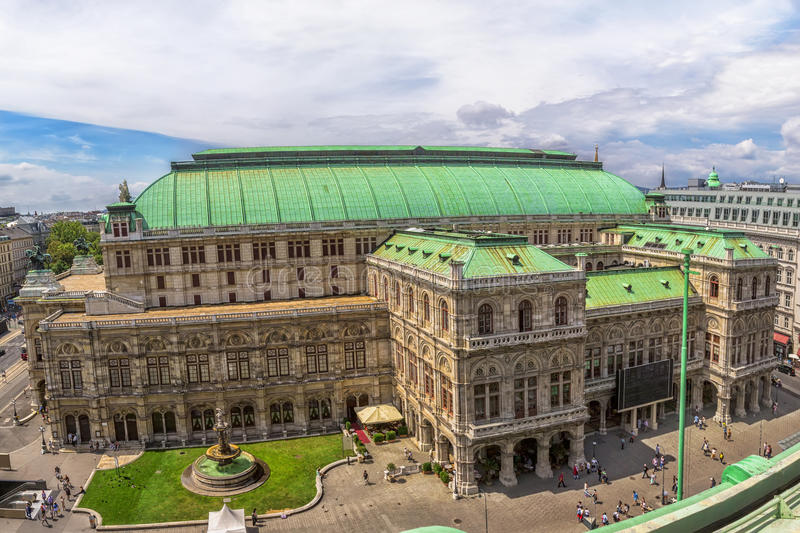 History of Vienna State Opera House