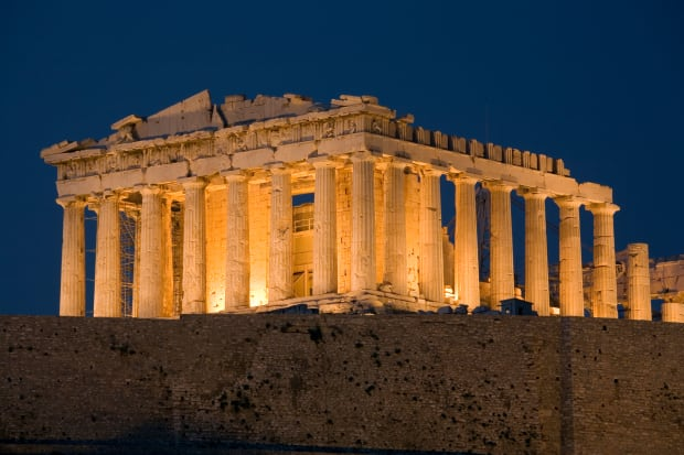 History of the Acropolis
