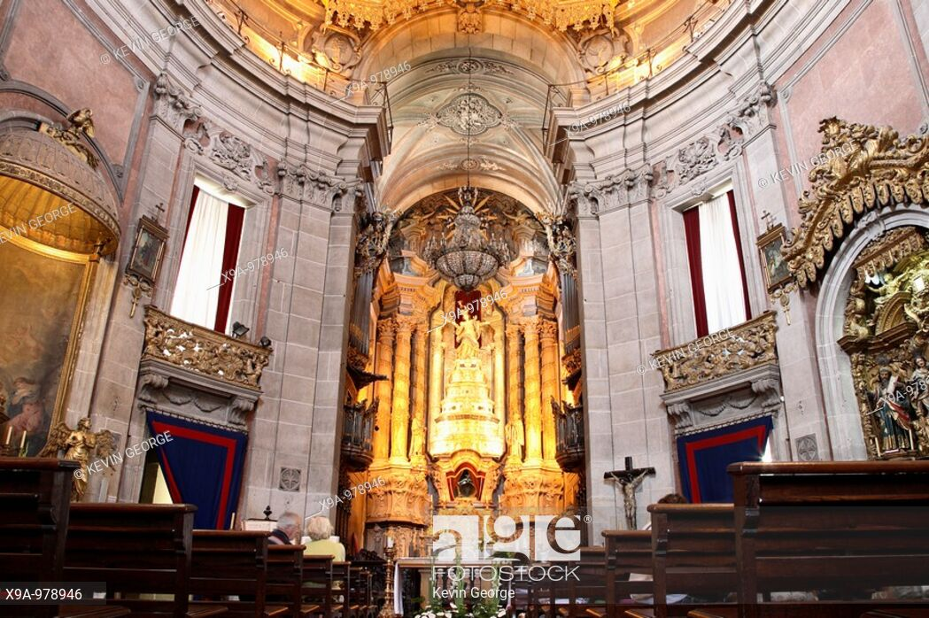 History of the Church of Clérigos
