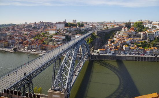 History of the Dom Luís I Bridge