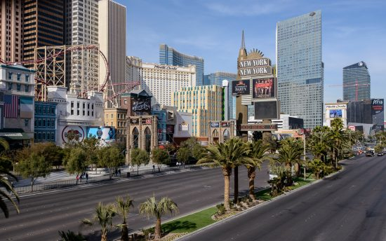 History of the The Las Vegas