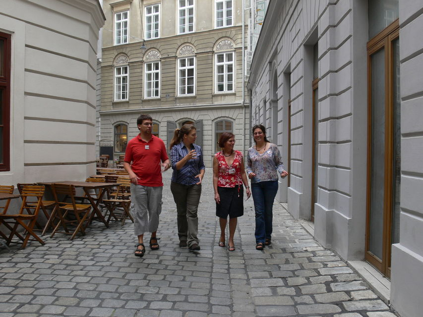 Jewish Vienna Walking Tour