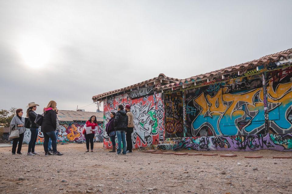 Las Vegas: Arts District Culture Small-Group Tour