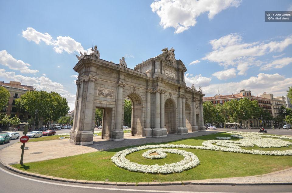Madrid City Hop-on Hop-off Bus Tour
