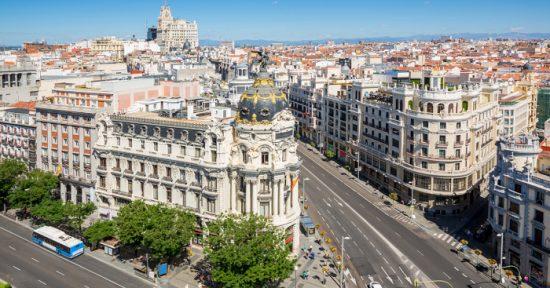 Madrid History Timeline