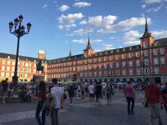 Madrid History and Culture