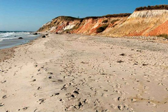Moshup Beach, Aquinnah
