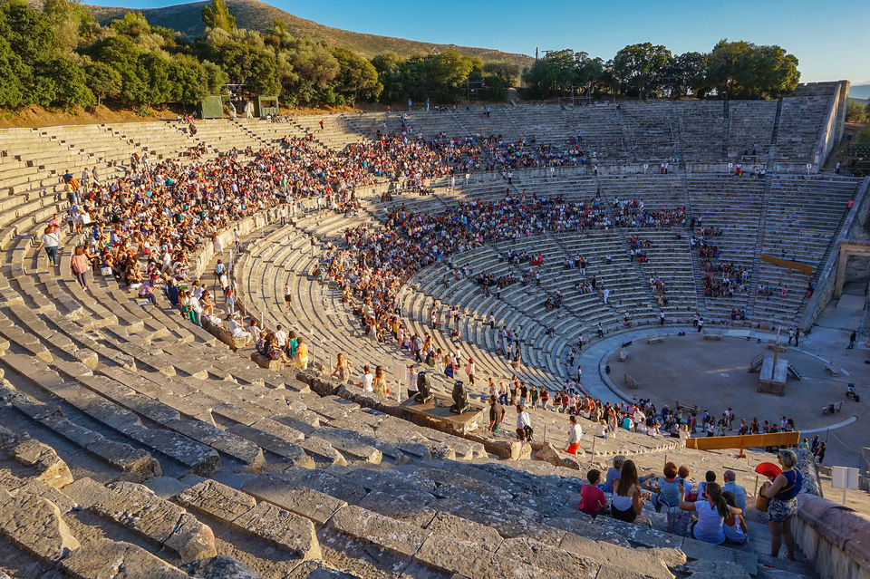 Mycenae and Epidaurus: Full-Day Tour from Athens