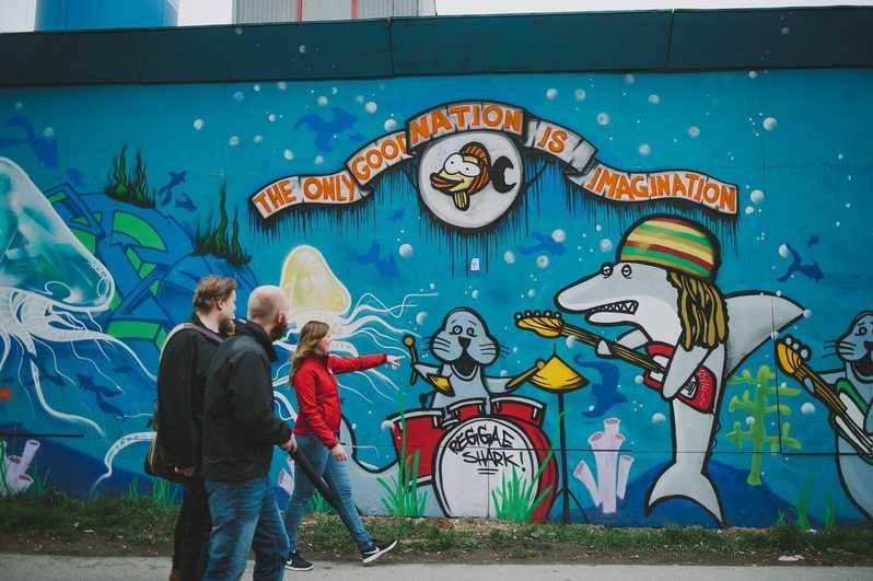 Nørrebro Neighborhood Cultural Tour