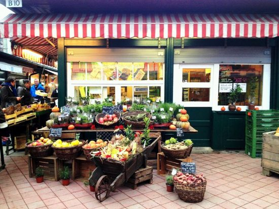Naschmarkt Food Tasting Tour