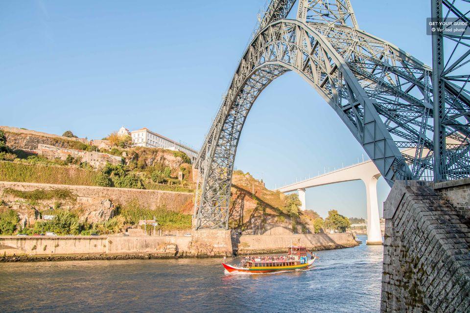 Porto Bridge Cruise and Tour