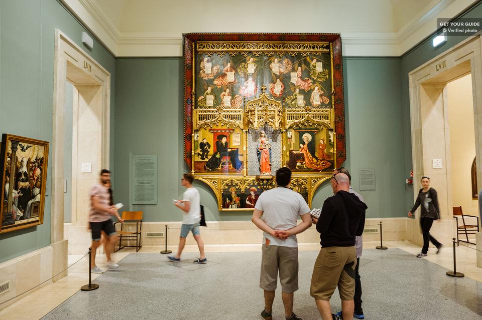 Prado Museum Direct Entrance