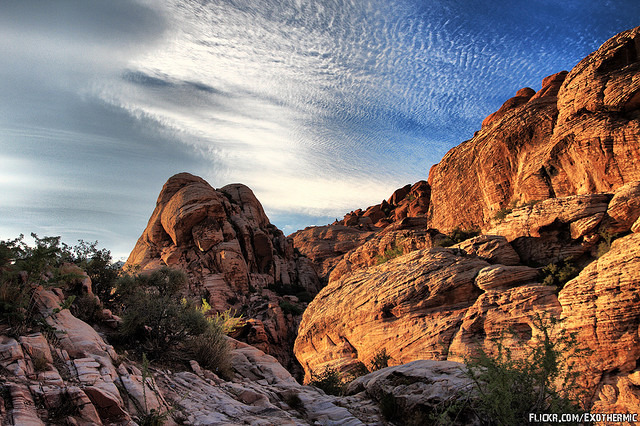 Red Rock Canyon Small-Group Tour from Las Vegas