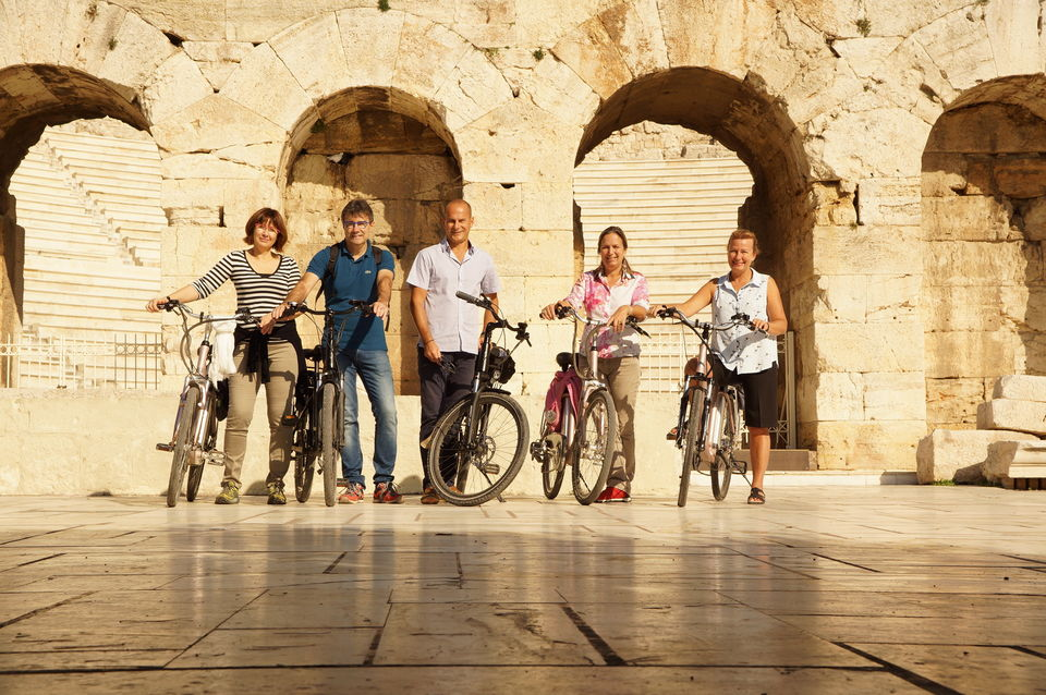 Small Group Electric Bike Tour