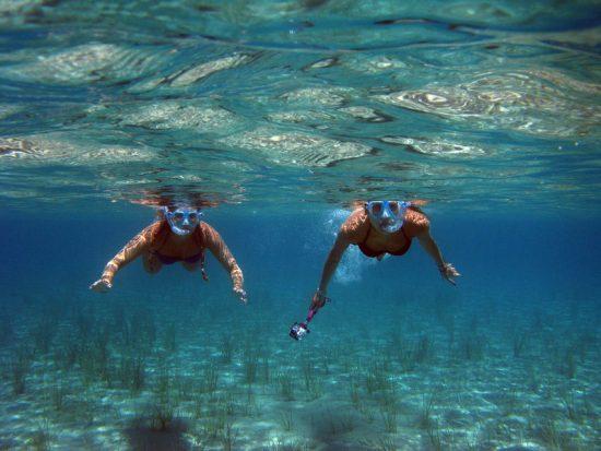 Snorkeling Boat Excursion in Nea Makri