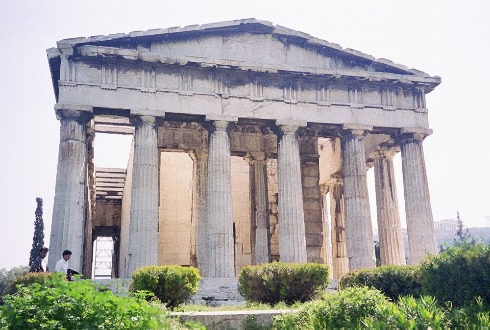 The Biblical History of Athens