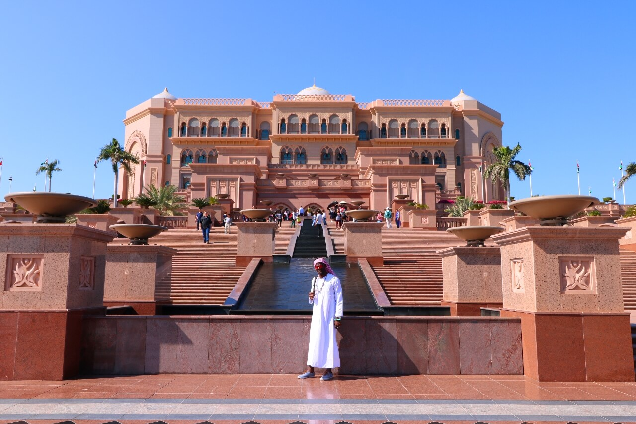 The History of Abu Dhabi Opulence