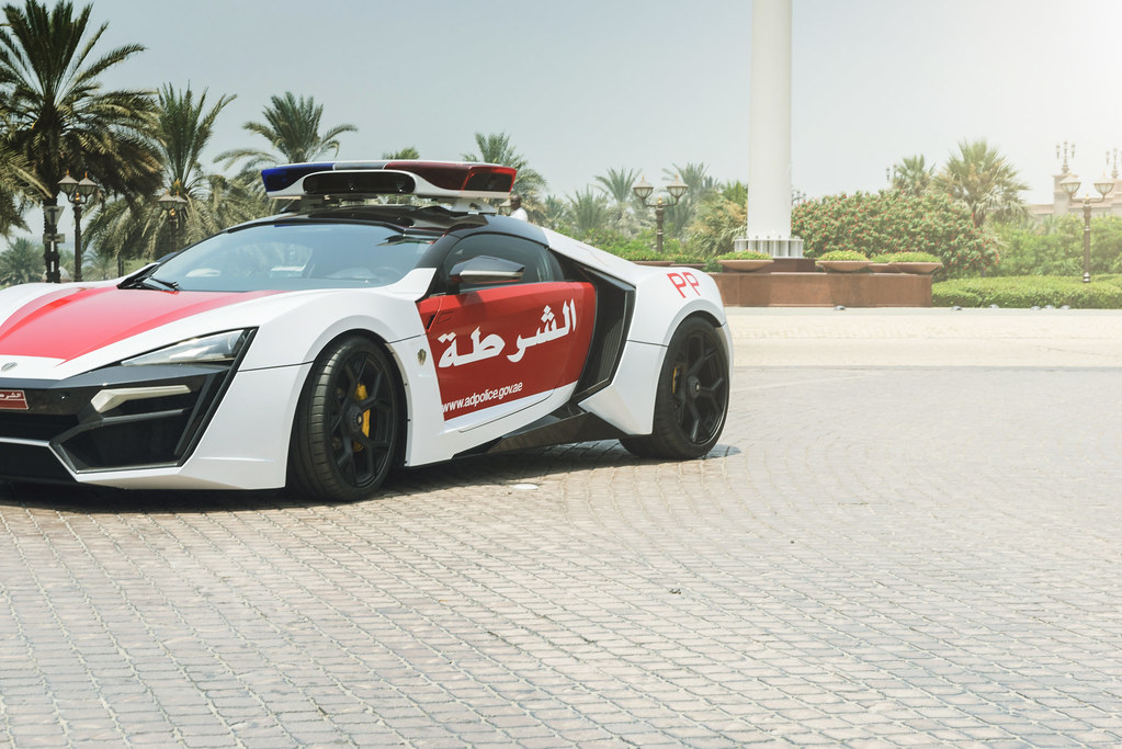 The History of Abu Dhabi and Cars