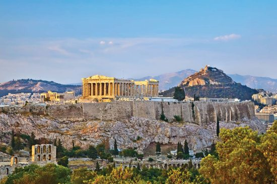 The History of Ancient Athens