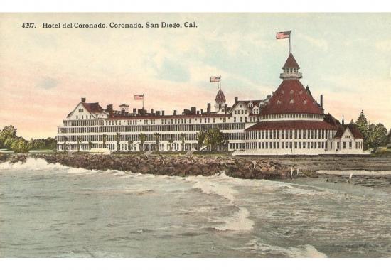 The History of Hotel Del Coronado