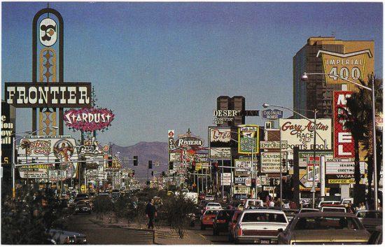 The History of Las Vegas