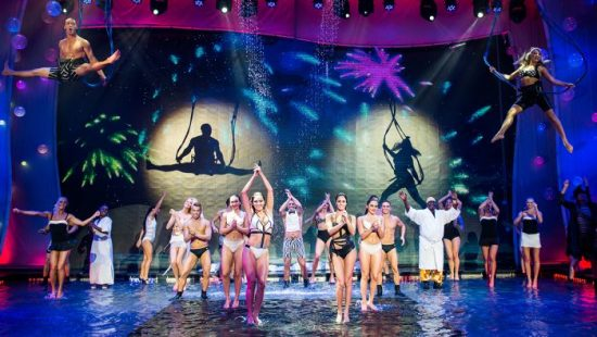 The History of Las Vegas Entertainment