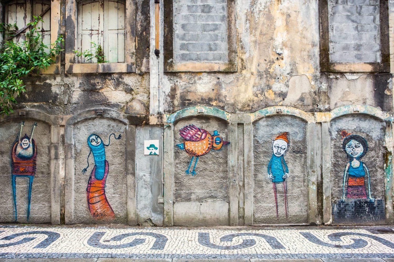 The History of Porto