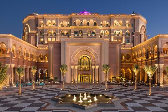 The History of the Emirates Palace