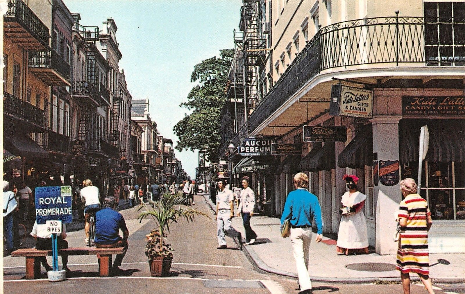 The History of the Population of New Orleans
