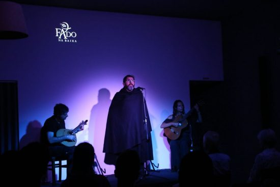 The Unique Live Fado Performance