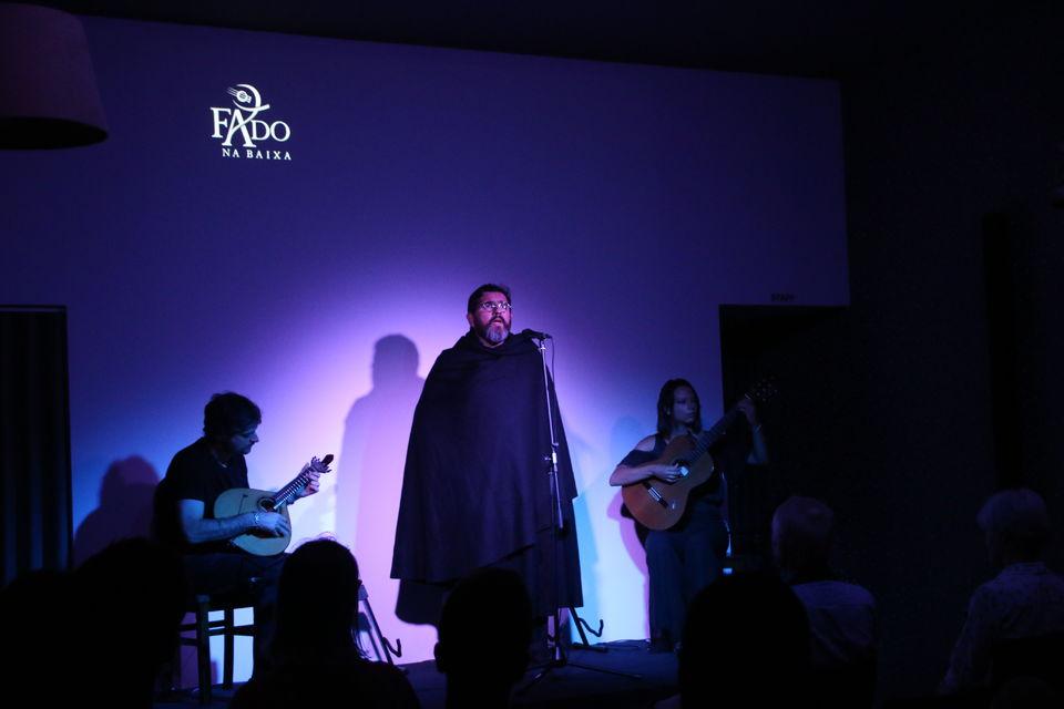 The Unique Live Fado Performance