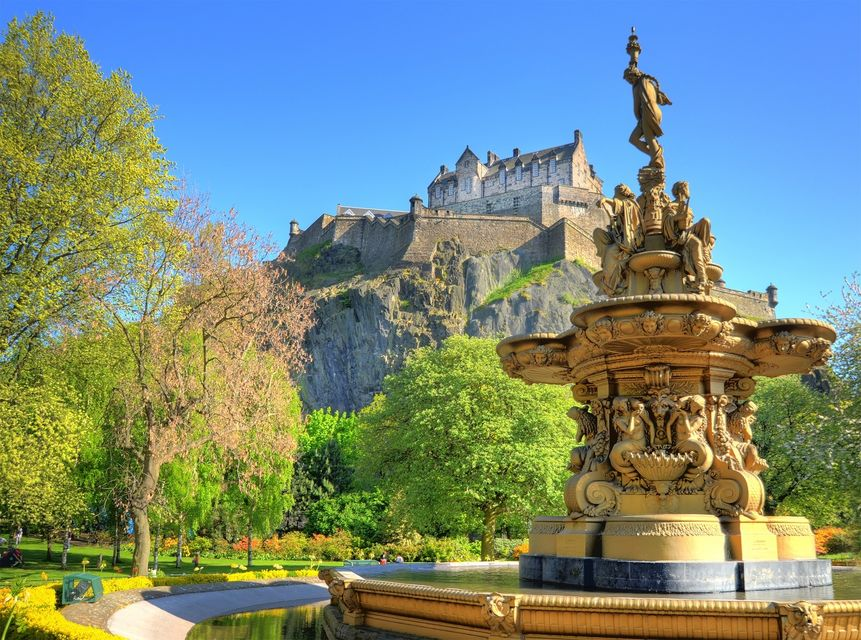 Tour Edinburgh Castle