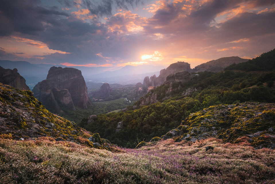 Two-Day Rail Tour to Meteora from Athens