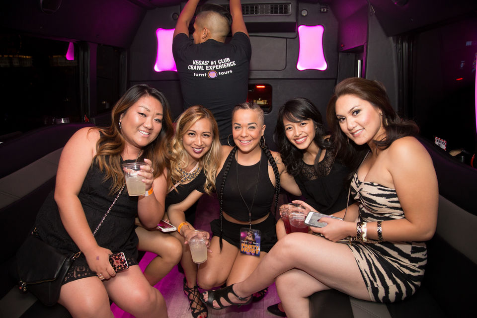 Vegas's #1 Club Crawl 4-Hour Party Experience