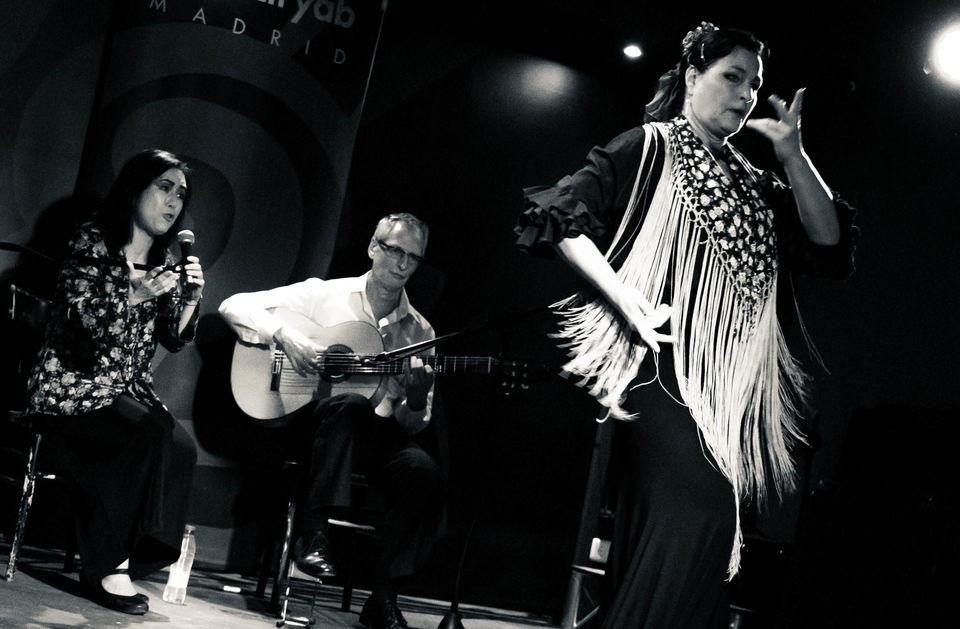 Watch a Flamenco Dance at Cafe Ziryab