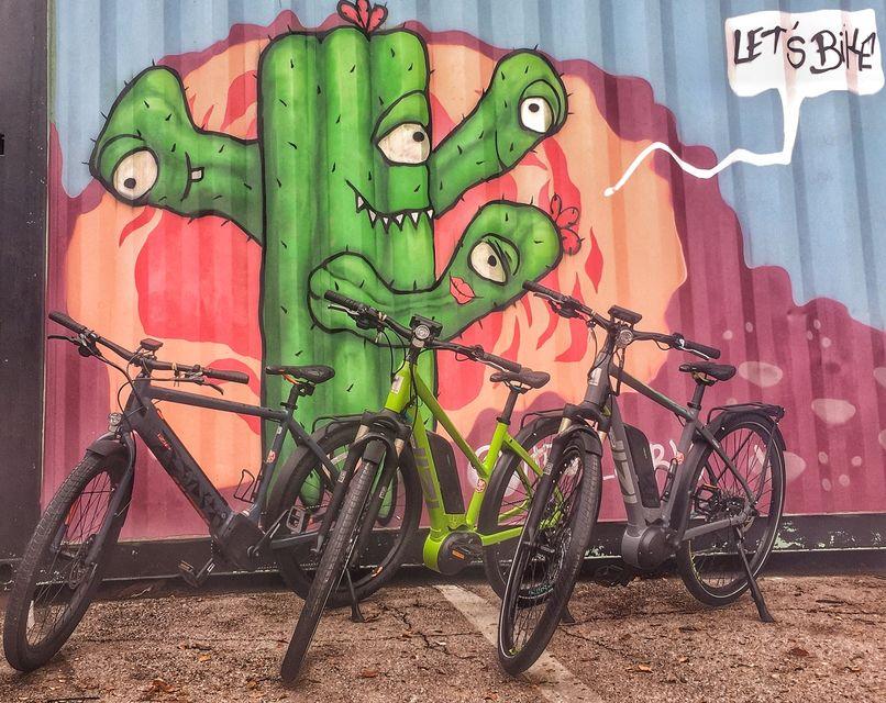 Electric Bike Tours Of Austin