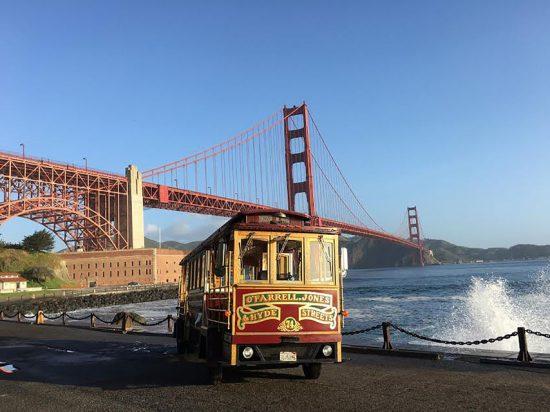 Fisherman's Wharf Cable Car Tour