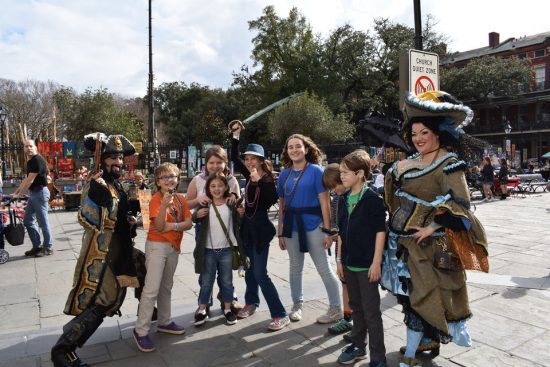 French Quarter Walking and Storytelling Tour