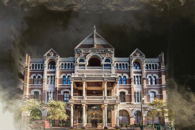 Haunted Austin Tour