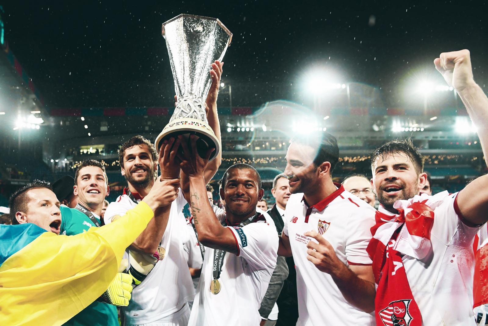 History of the Sevilla Futbol Club