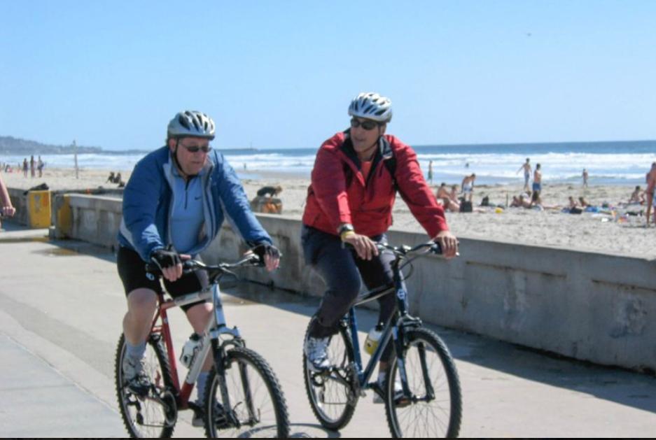 La Jolla Guided Bike Adventure