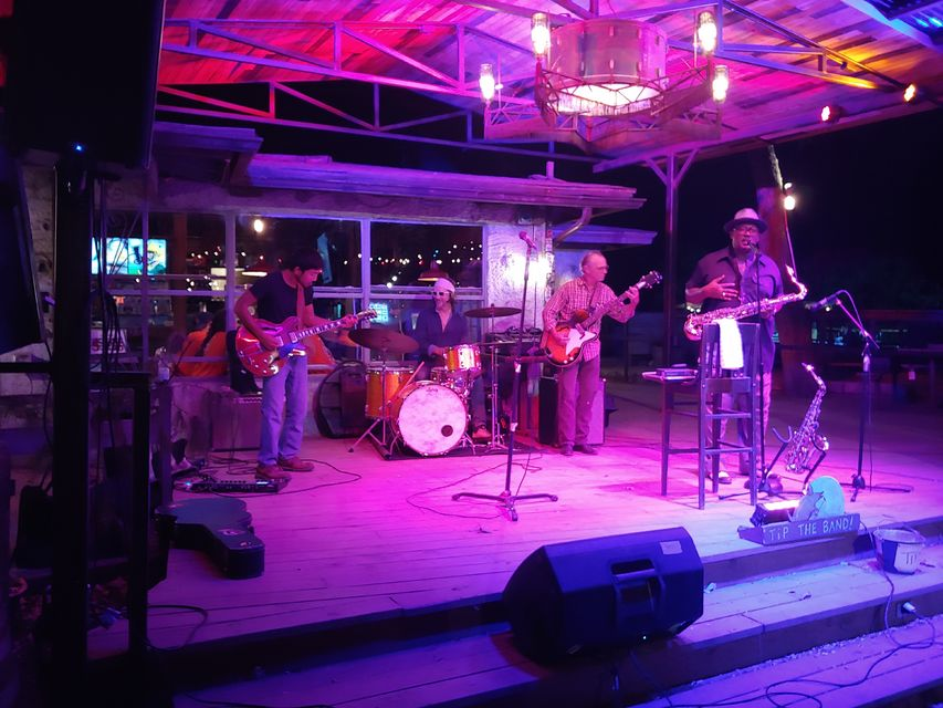 Live Music Experience In Austin