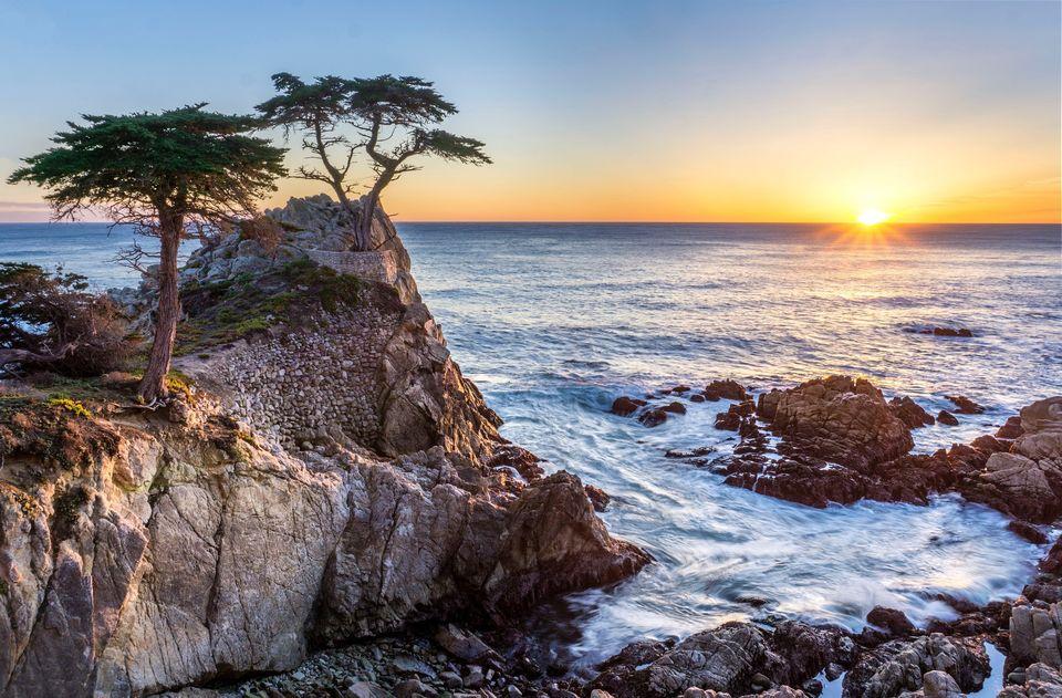 Monterey and Carmel Day Tour