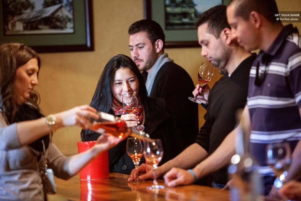 Napa & Sonoma Valley Wine Tour