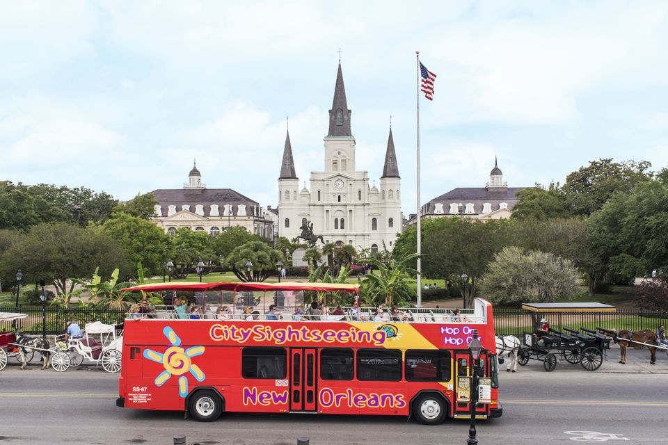 New Orleans Hop-On, Hop-Off Sightseeing Tour