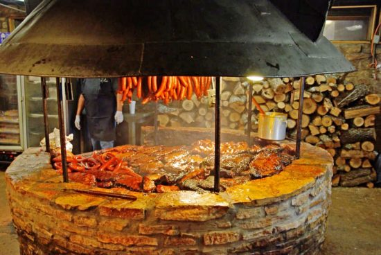 Salt Lick BBQ And Winery Shuttle Tour