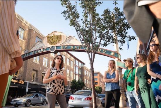 San Diego Gaslamp Walking Tour