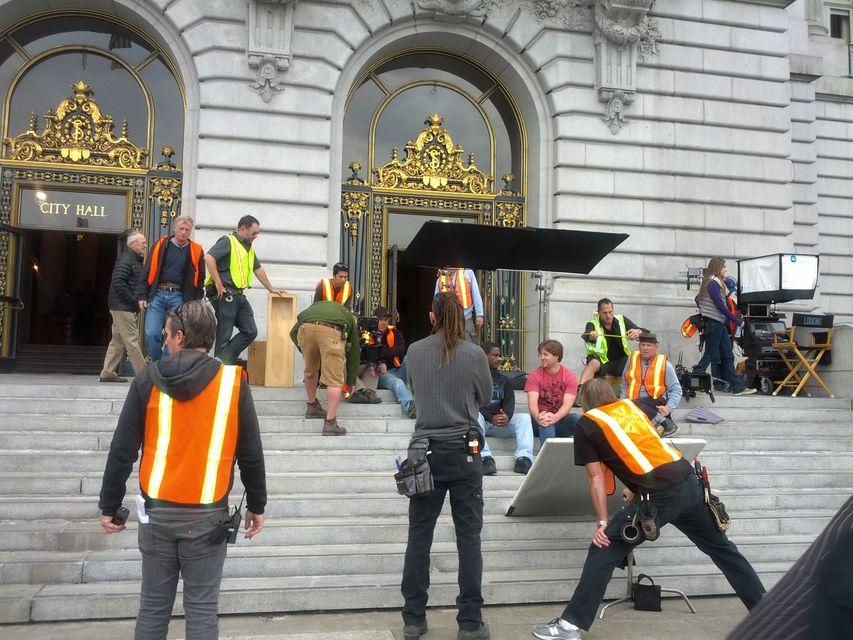 San Francisco Movie Sights City Tour