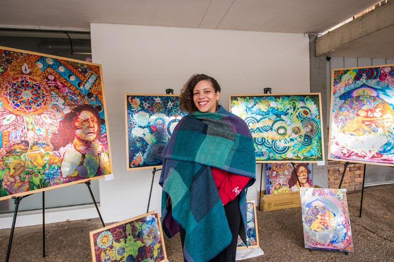 Self-Guided Austin Art Gallery Tour