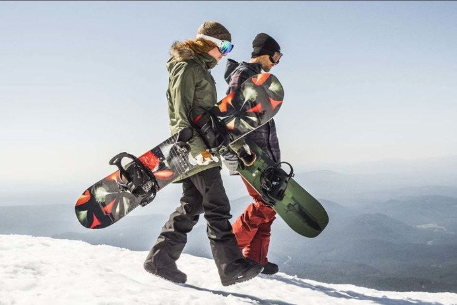 Ski Trip to Big Bear Mountain